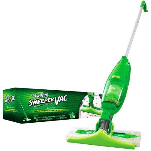 Coming Clean With The Swiffer Sweepervac Solo Parent